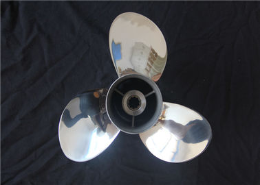 China Honda Speed Boat Propeller Stainless Steel Boat Prop Replacement supplier