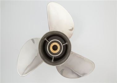 China 58234-ZY3-A17H Outboard Boat Engine Propeller 14 1/2x17 For Honda  90-225 Hp supplier