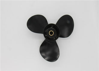 China Aluminum 3 Blade Boat Propeller 10 1/4x11 K For Suzuki Johnson Evinrude supplier