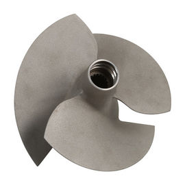 Durable Precision Stainless Steel Impeller Jet Ski Performance Parts