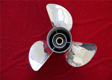 13 1/2 X 15-K 3 Blade Stainless Steel Boat Propeller 0-140hp For YAMAHA