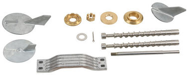 Stainless Steel Marine Hardware Parts High Corrosion Resistance With BV Certificate