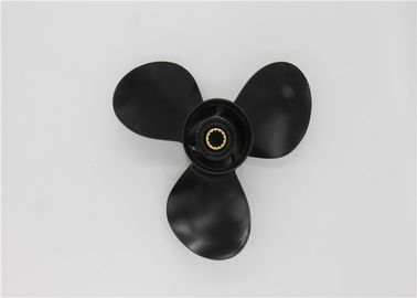 Aluminum 3 Blade Boat Propeller 10 1/4x11 K For Suzuki Johnson Evinrude