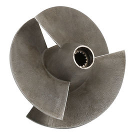 Impeller Wheel Casting Impeller Jet Ski Impeller Stainless Steel 99mm
